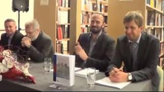 Nova knjiga o Lici, snimio Marko Čuljat Lika press Gospić