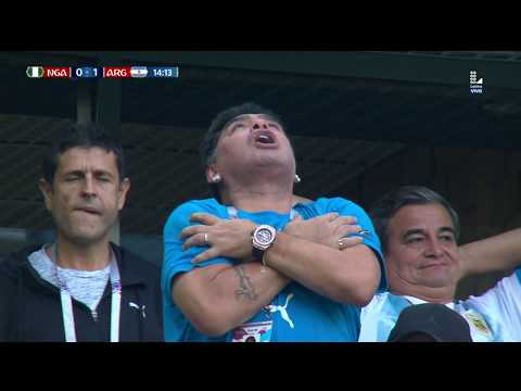 ¡Gol de Lionel Messi ante Nigeria! | Argentina vs Nigeria