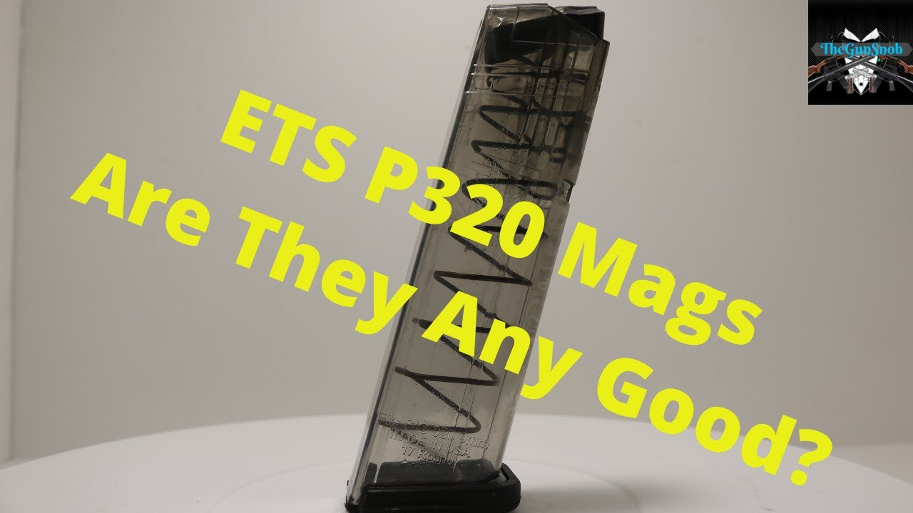 SIG P320 Magazines From ETS Group