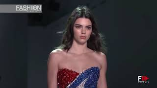 ALEXANDRE VAUTHIER Haute Couture Spring Summer Full Show 2017 Paris by Fashion Channel