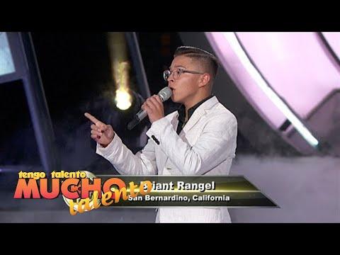 Briant Rangel  Sencillamente De Ti  TTMT 18 Cuartos De Final
