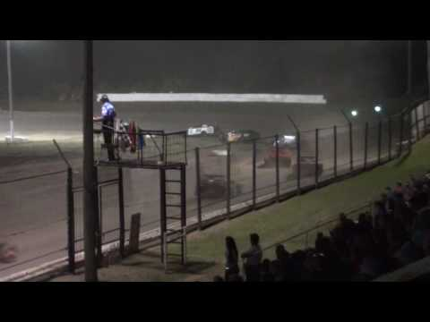 BMod A Feature Caney Valley Speedway 6-24-2017