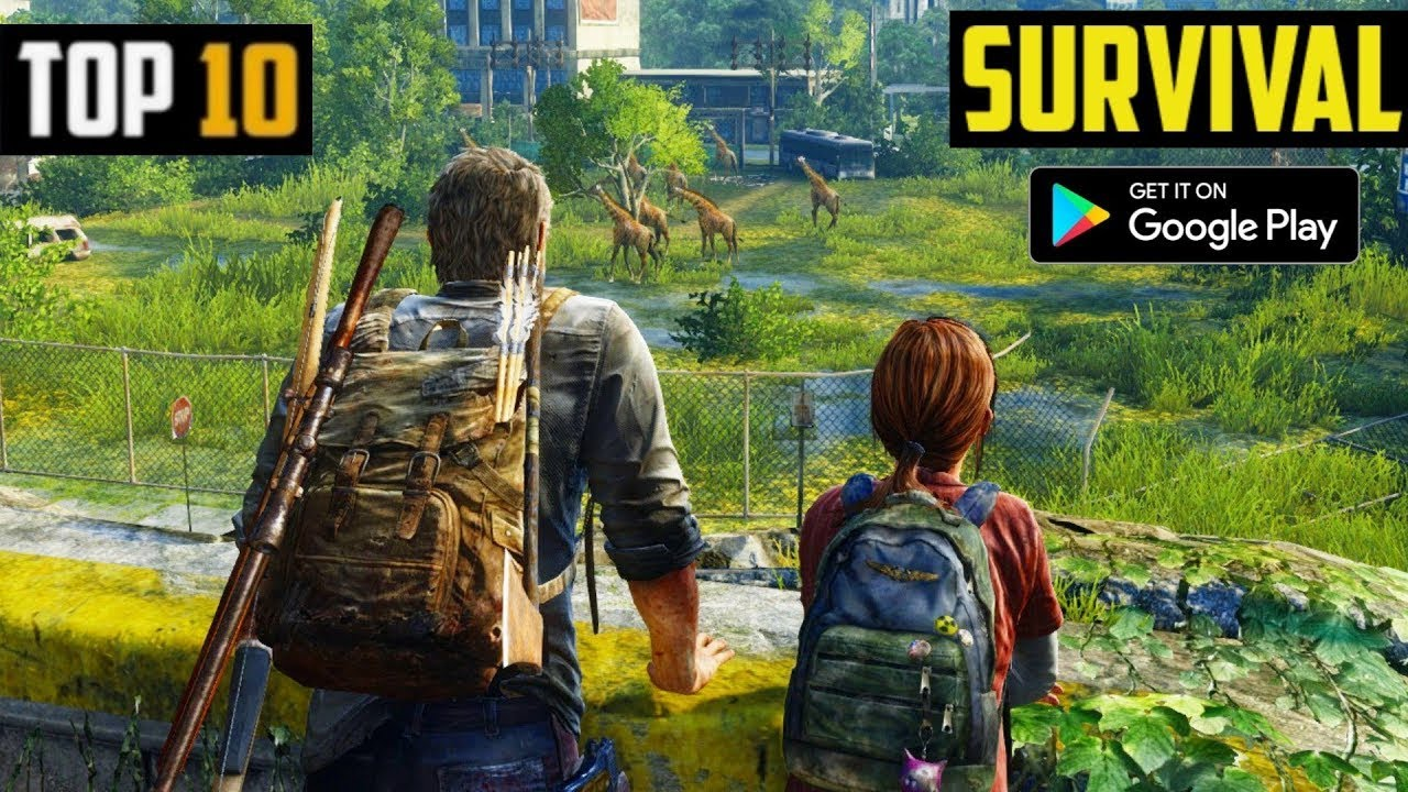Top 10 SURVIVAL Games Like DAYZ For Android & iOS 2021 You Should Play