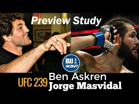 BJJ Scout: Ben Askren V Jorge Masvidal Preview Study: Troll Battle
