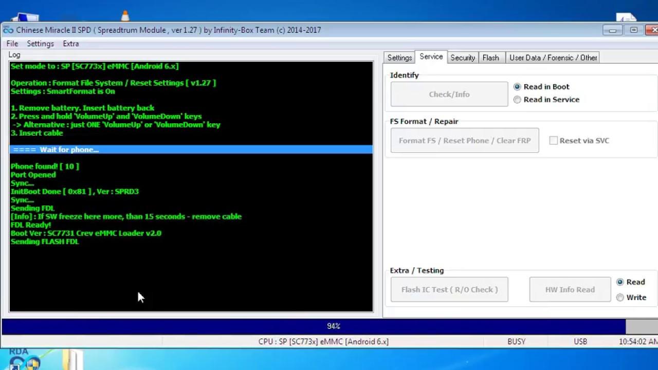 Qmobile x32 v3 spd 7731 v6 0 Pattern Lock Remove Hard Reset