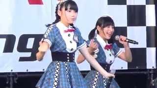 AKB48 team8によるミニライブの模様 「ハロウィン・ナイト」※ 長久玲奈...