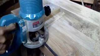 Tips Aman..!! Membuat Gergaji Meja / How To Make On Table Saw