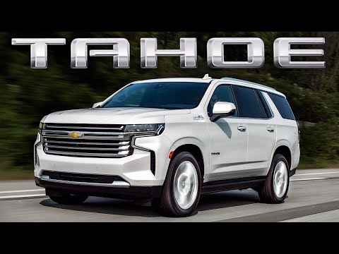 2021 Chevy Tahoe Review - ALL NEW