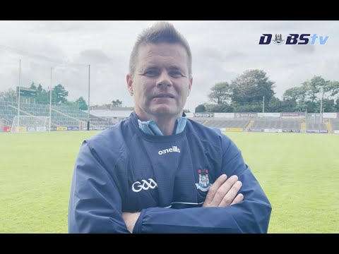 Dessie Farrell speaks to DubsTV after victory over Wexford