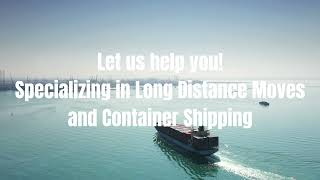 【JNR Global Logistics】Moving to Hawaii? No matter where you start, we can get you there.