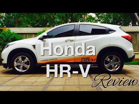 Honda HR V Review Indonesia