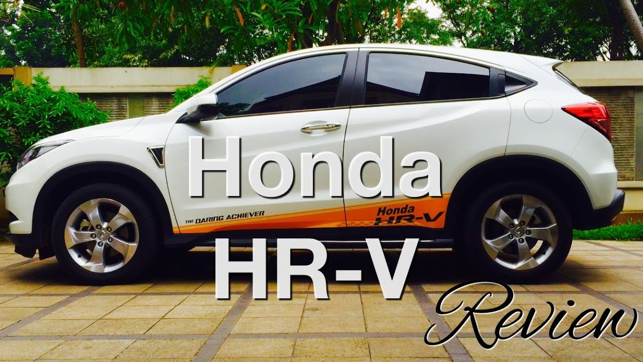honda hr  review indonesia youtube