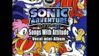 Sonic adventure- It Doesn