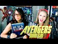 MARVEL AVENGERS BOOK TAG | MARGARET STOHL & XTINEMAY