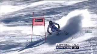 Victor Muffat-Jeandet Solden 2014 GS FIS