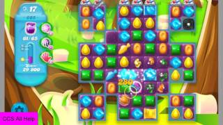 Candy Crush Soda Saga Level 605 complete NO BOOSTERS