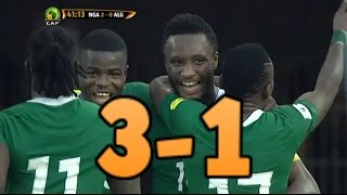 Nigeria vs Algeria 3-1 ( all goals ) World cup 2018 Qualifiers HD