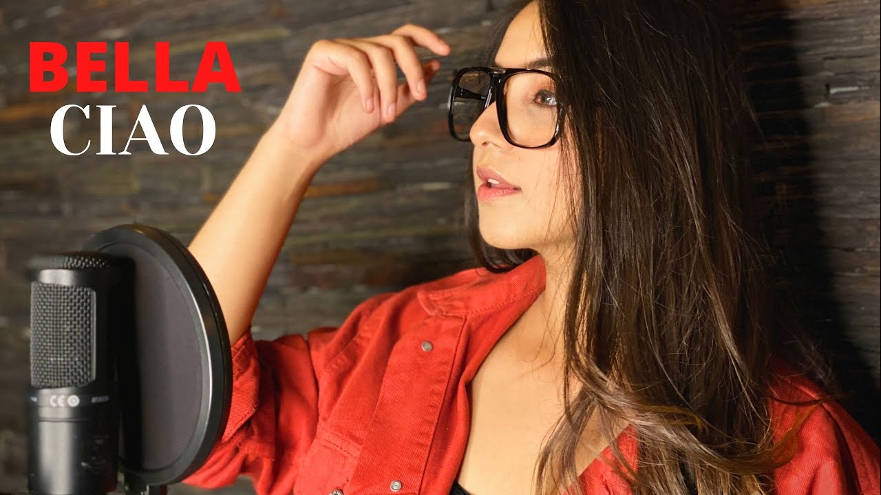 Indian Girl singing Bella Ciao | Money Heist | Netflix India | Ishika & Anirudh | 2020