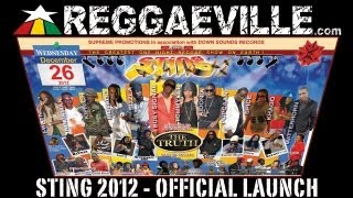 Busy Signal Confirmed ForSting 2012 [Official Launch 11/28/2012]