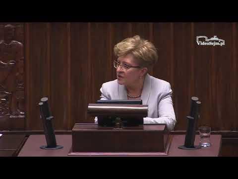 Elżbieta Radziszewska – wystąpienie z 12 grudnia 2017 r.