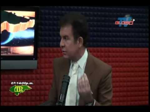 Entrevista Salvador Nasralla Globo TV