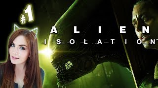 Alien: Isolation (Part 1) Blindplay