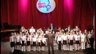 Р Паулс Кашалотик исп Младший духовой оркестр и младший хор