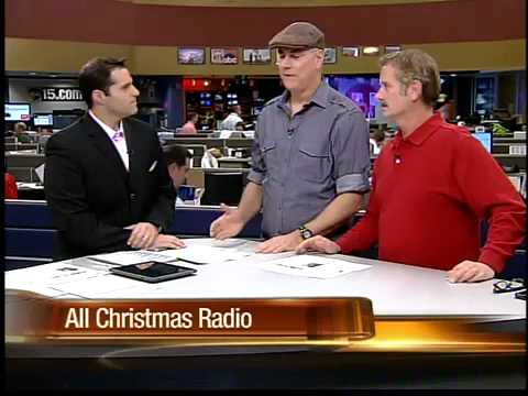 All-Christmas radio creates big ratings