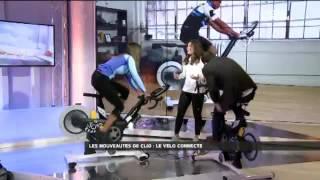 Le vélo Proform Tour de France dans la matinale de l'Equipe 21
