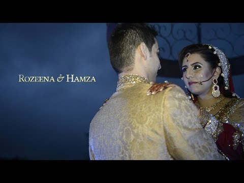 Wedding Of Rozeena & Hamza | Nottingham Goosedale | Wedding Trailer