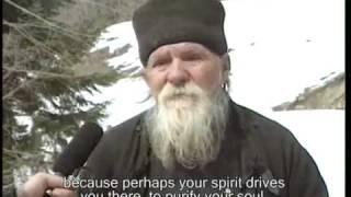 Interviu cu un Pustnic Ortodox din zilele noastre. Incredibil!