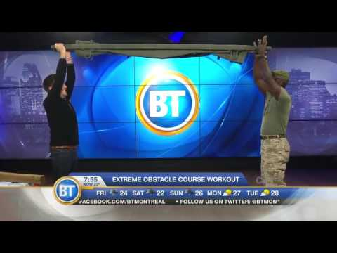 Breakfast Television Montreal