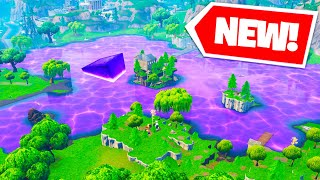 *NEW* FORTNITE CUBE MELTED?! | Loot Lake EVENT!