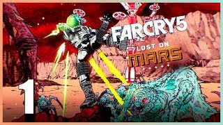 Far Cry 5 DLC Perdido en Marte - Parte 1 Español - Walkthrough / Let's Play
