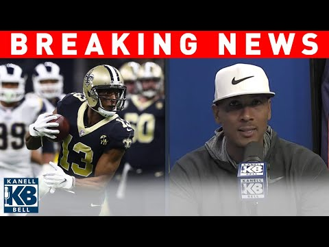 Saints make Michael Thomas the highest-paid WR in NFL history   Breaking News   Kanell & Bell