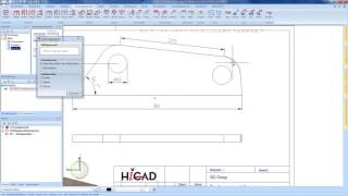 HiCAD 2017 | ShortClips: Variable dimensions