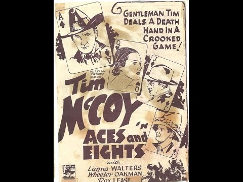 [Western] Border Caballero (1936) Classic Movie Tim McCoy, Lois January, Ralph Byrd