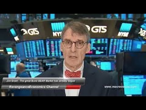 Jim Grant / March 8, 2018 / The great Bond BEAR Market has a