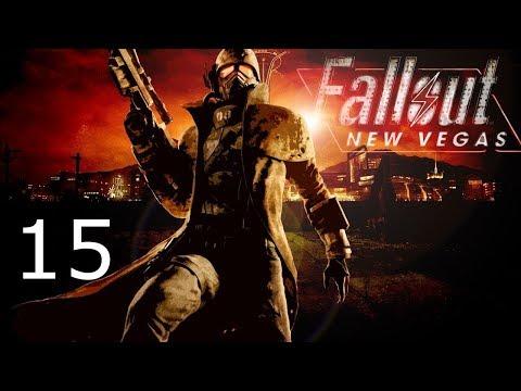 Fallout New Vegas #15 Атомное Танго и Коллектор
