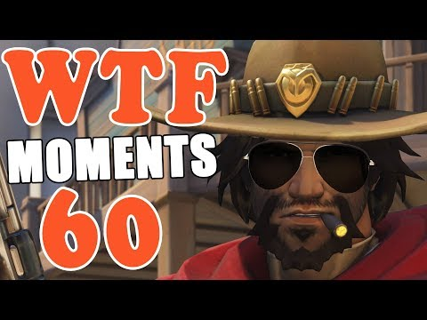 Overwatch WTF Moments Ep.60