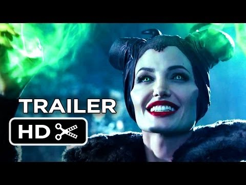 Maleficent Official Dream Trailer (2014) - Angelina Jolie Disney Movie HD