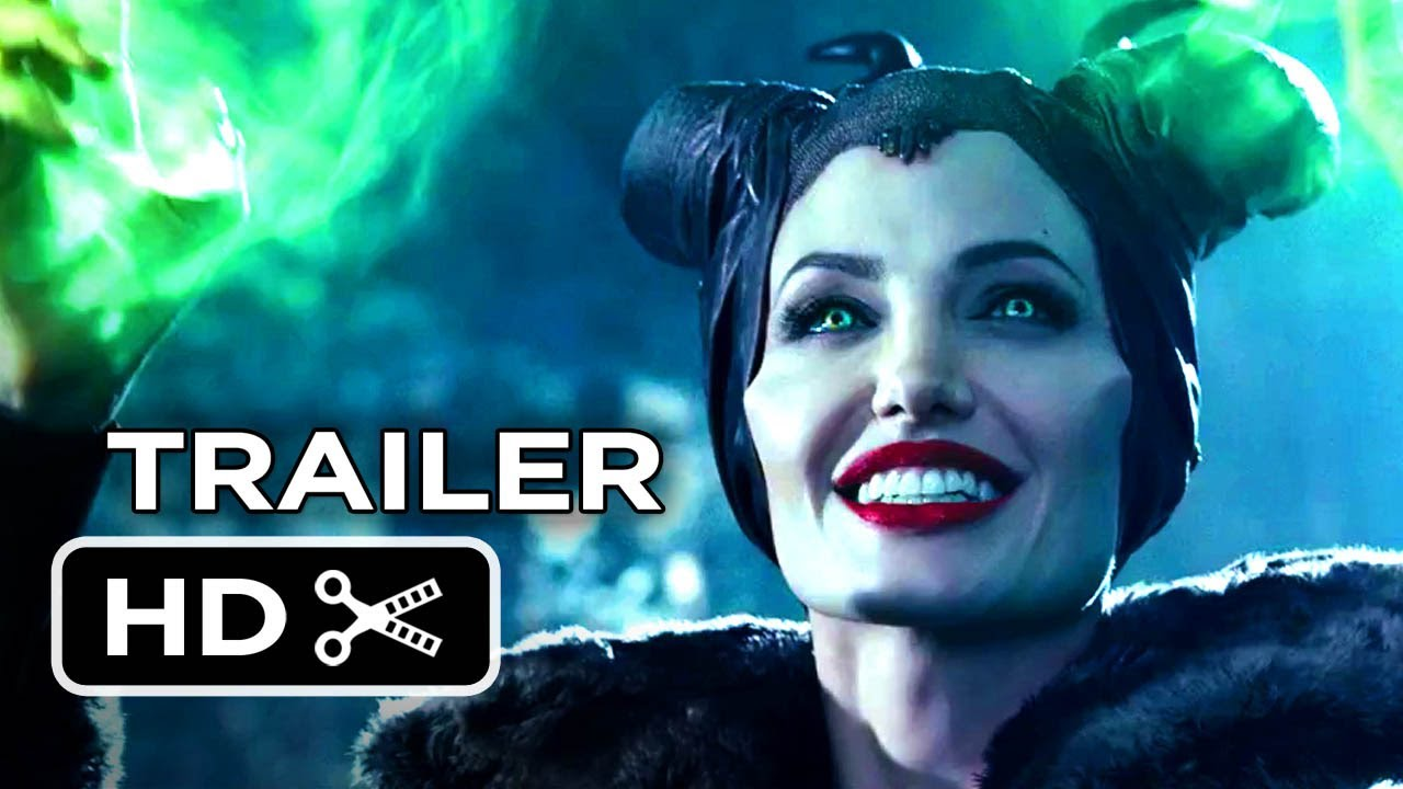 Maleficent Official Dream Trailer 2014 Angelina Jolie Disney Movie Hd