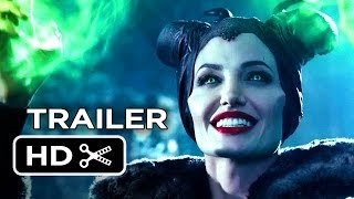 Maleficent Official Dream Trailer (2014) - Angelina Jolie Disney Movie HD