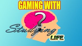 🔴#2 Old School Gaming with Studying life Live