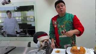 Bull Kitchen Episode 2 - White Fruitcake