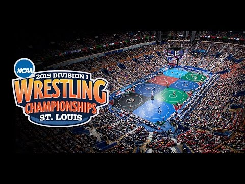 2015 NCAA Division I Wrestling Championship TV Schedule *Complete