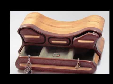 A Few Jewelry Box Creations