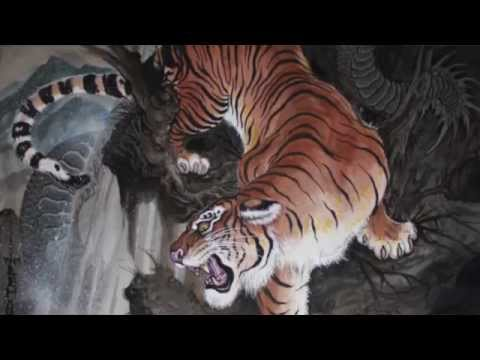 Epilogo: El significado de los Tigres en el irezumi tatuaje japones