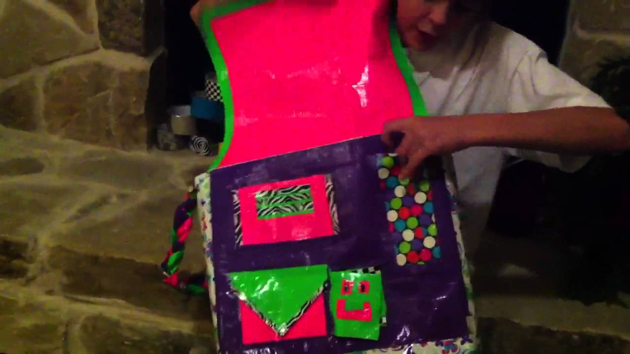 My World of Crazy Fun: Duct Tape Creations |Duct Tape Creations