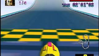 F-ZERO X - Big Blue Theme - User video